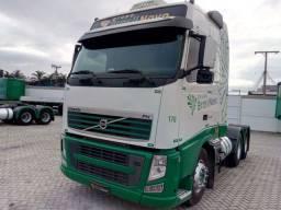 Volvo FH Globetrotters 460 6x4 2014 Automático Completo Top