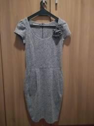 Vestido saia/blusa Leu