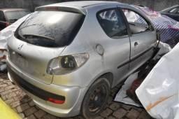 Título do anúncio: Sucata Peugeot 207 1.4 2010/2011, para retirada de peças