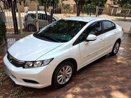 Civic LXS 1.8 2015/2016 aut - 49.000 km