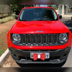 Renegade Sport 2017/2017 manual c/ kit multimídia câmera de ré