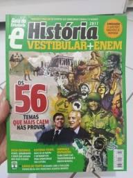 Guia do estudante para Enem + vestibulares História (NOVO)