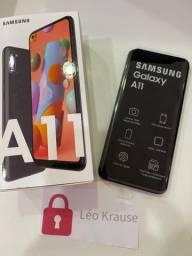 Samsung a11 64gb novo oferta