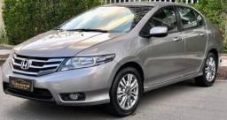 Honda City LX 1.5 2014 automatico! Completíssimo extra!!