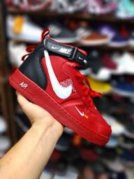 Nike force low on