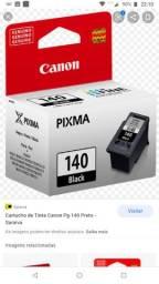 Cartucho PG 140 Canon