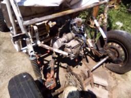 Gaiola croos motor 200cc para restauração