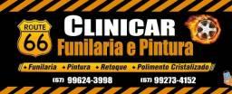 Clinicar Funilaria e Pintura profissional!!!!