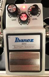 Pedal Ibanez Bottom Booster BB9