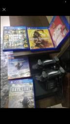 PlayStation semi novo
