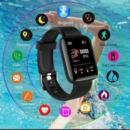 Smart watch novo com entrega *