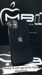 iPhone 12 64GB com garantia Apple + Brindes