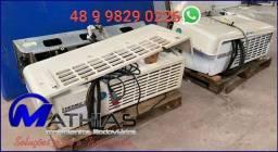 Título do anúncio: equipamento de frio para bau refrigerado acoplado e eletrico