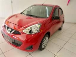 Nissan March 1.6 s 16v flex 4p manual