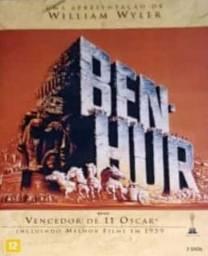 DVD Ben Hur 1959 com Charlton Heston