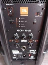 Caixa JBL EON 612