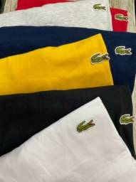 Camisetas Masculinas - Malha Peruana