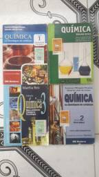 Livros de Química ENEM e Ens.Médio