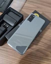 Galaxy S20 128gb Cinza com NF e garantia até Agosto 2021