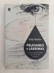 """Livro: """"Polegares e Lágrimas"""""""