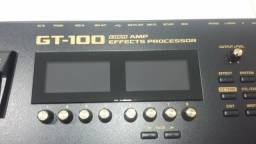 Pedaleira Boss GT100-Troco