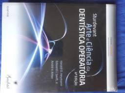 Livro Odontologia - Arte e Ciência dentistica e Operatória