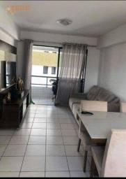 Título do anúncio: Apartamento com 3 dormitórios à venda, 74 m² por R$ 420.000 - Aflitos - Recife/PE