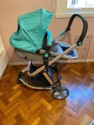 Carrinho + Bebê Conforto Safety 1st Travel System