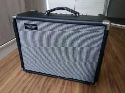 Amplificador Nv Valvulado 80w Rms