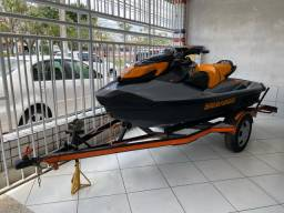 Jet Ski Sea-Doo GTI SE 170 2020 + Carretinha