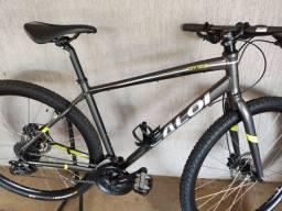 Caloi City Tour Sport 2020 com upgrades