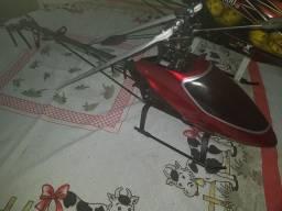 Kit helicóptero HK500 para montagem