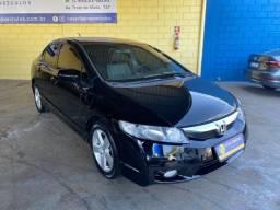 Honda Civic Sedan LXL 1.8 Preto