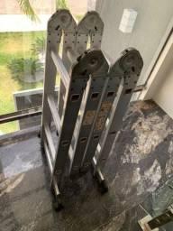 Escada de Alumínio 4 metros