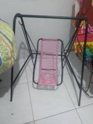 Cadeira de balanço para criança