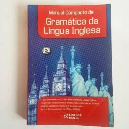 Livro Manual Compacto de Gramática da Língua Inglesa
