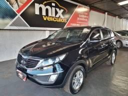SPORTAGE 2012/2012 2.0 EX 4X2 16V GASOLINA 4P AUTOMÁTICO