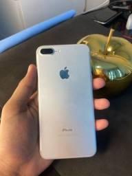 Título do anúncio: Iphone 7 plus 32GB Prata