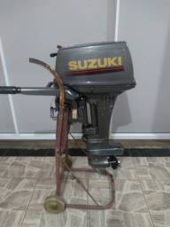 Motor Suzuki 15hp 1995