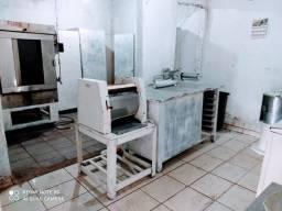 Maquinário para fabricação de Pães completo
