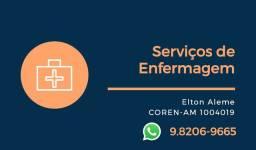 Serviços de Enfermagem Particular 24 horas