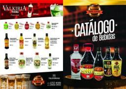 Vaga para vendedor externo de bebidas alcoólicas