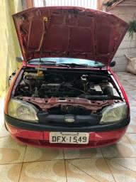 Fiesta 2001 GNV básico R$4.500k REPASSE