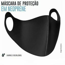 Máscara Neoprene Ninja R$1,00 Atacado
