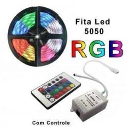 FITA DE LED RGB COLORIDA 5050