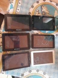 Tablet pra retirada de peças!
