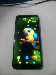 J6 Samsung. Aceito cartão