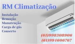 Instalação de ar condicionado a partir de R$280,00
