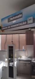 Camara de fermentação