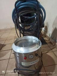 Máquina de limpeza a vapor marca A Todo Vapor Brasil